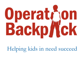 Operation Backpack - backpack donation drive for children