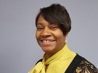 Chaplain Reverend Kimberly Barlow
