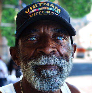 Volunteers of America Veteran Client