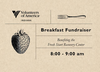 Breakfast Fundraiser for Fresh Start Recovery Center