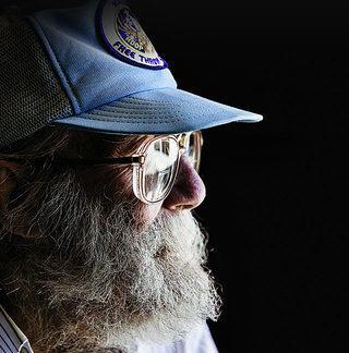 Older male client of Volunteers of America