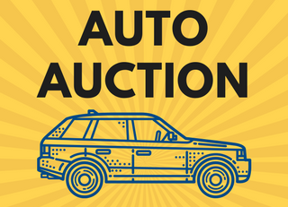 Auto Auctions every other Saturday