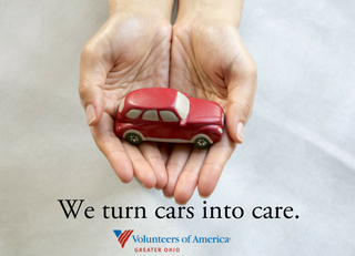 Donate your car. We turn cars into care.