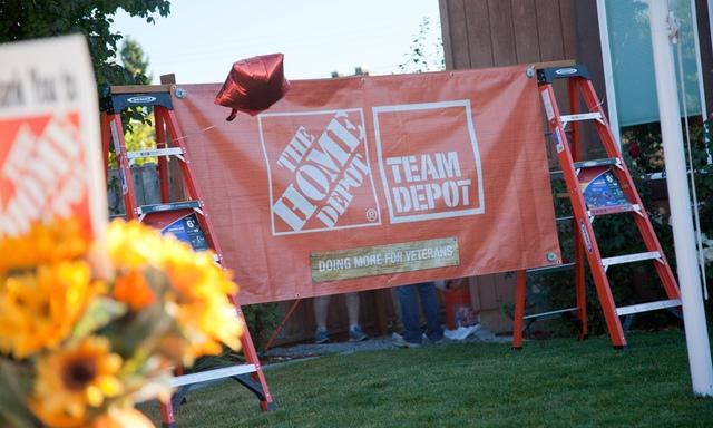 The Home Depot Volunteers Of America