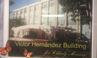 Victor Hernandez Building for Elderly Housing