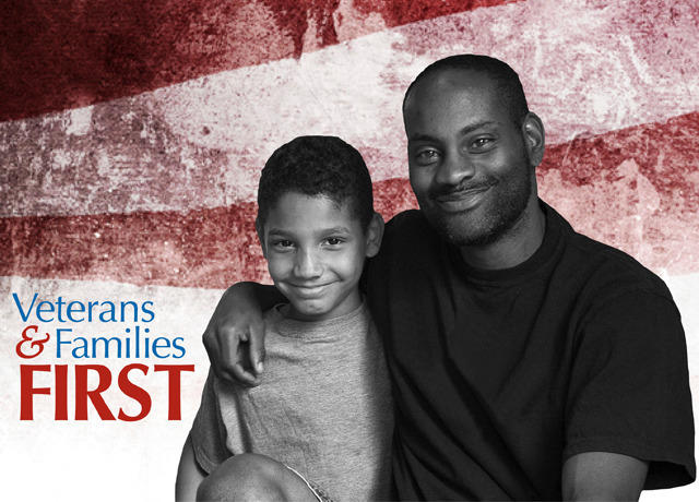 Volunteers of America's Veterans & Families FIRST