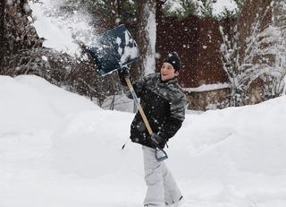 Shovel Snow for a Senior Neighbor