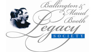 The Ballington and Maud Booth Legacy Society