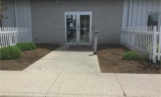 Phase One New Main Entrance