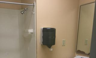Phase Two Family Housing Restrooms