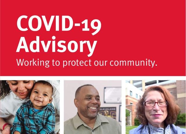 Important COVID-10 Advisory