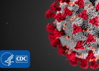 CDC image of COVID-19 virus