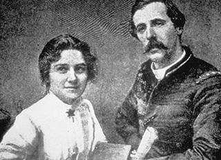 Founders Maud and Booth Ballington
