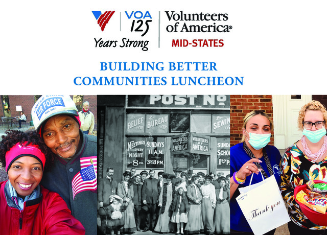 125th luncheon event collage