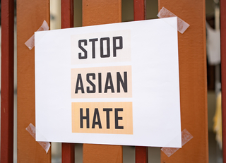 Stop Hate Crimes Against Asian Americans
