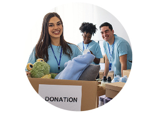 Donation Drive Group