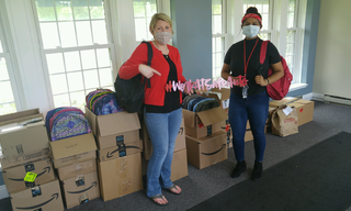 Operation Backpack Donations