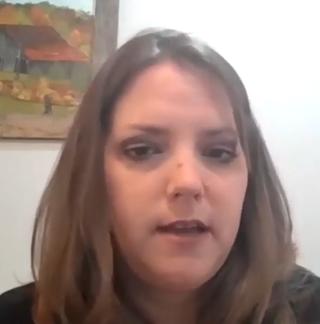 Stephanie Hoskins COVID experience