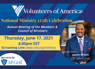 VOA National Ministry Conference Announcement June 17
