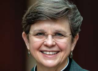 Photo of Chaplain Margaret Grun Kibben