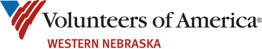 Volunteers of America | Western Nebraska Logo