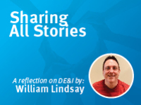 A reflection on DE&I by William Lindsay