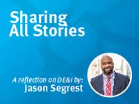 A reflection on DE&I by Jason Segrest