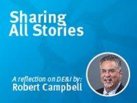Robert Campbell, DE&I Reflection