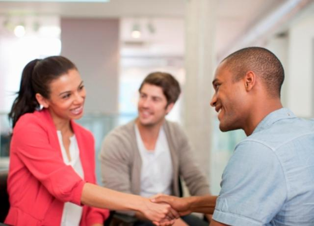 Mediation people 20shaking 20hands istockphotosm