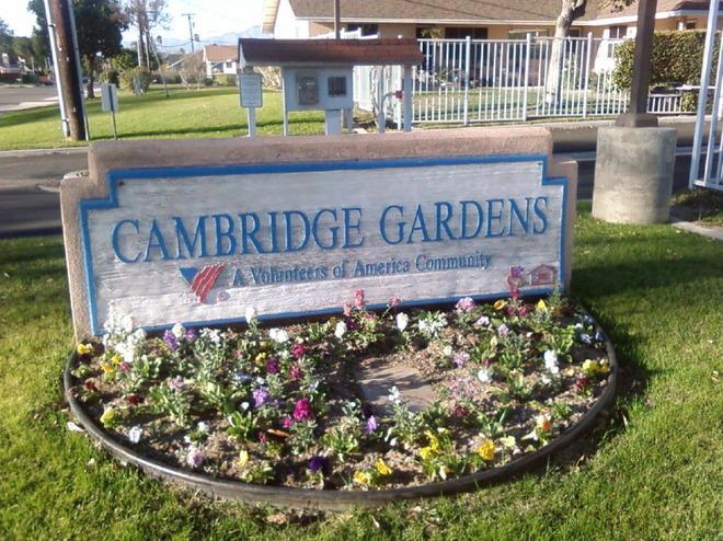Cambridge Gardens Senior Housing | Housing Properties ...