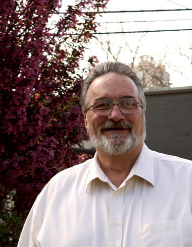 Max - former homeless veteran and resident of Brandon Hall
