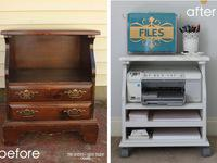 thrift store transformation project