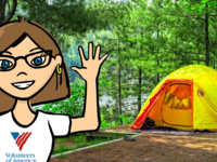 Debbie's Tips to be a Thrifty Camper this Summer