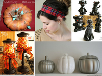 Fall home decorations you can upcycle