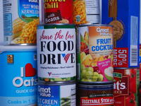 Food Drive for Homeless Programs