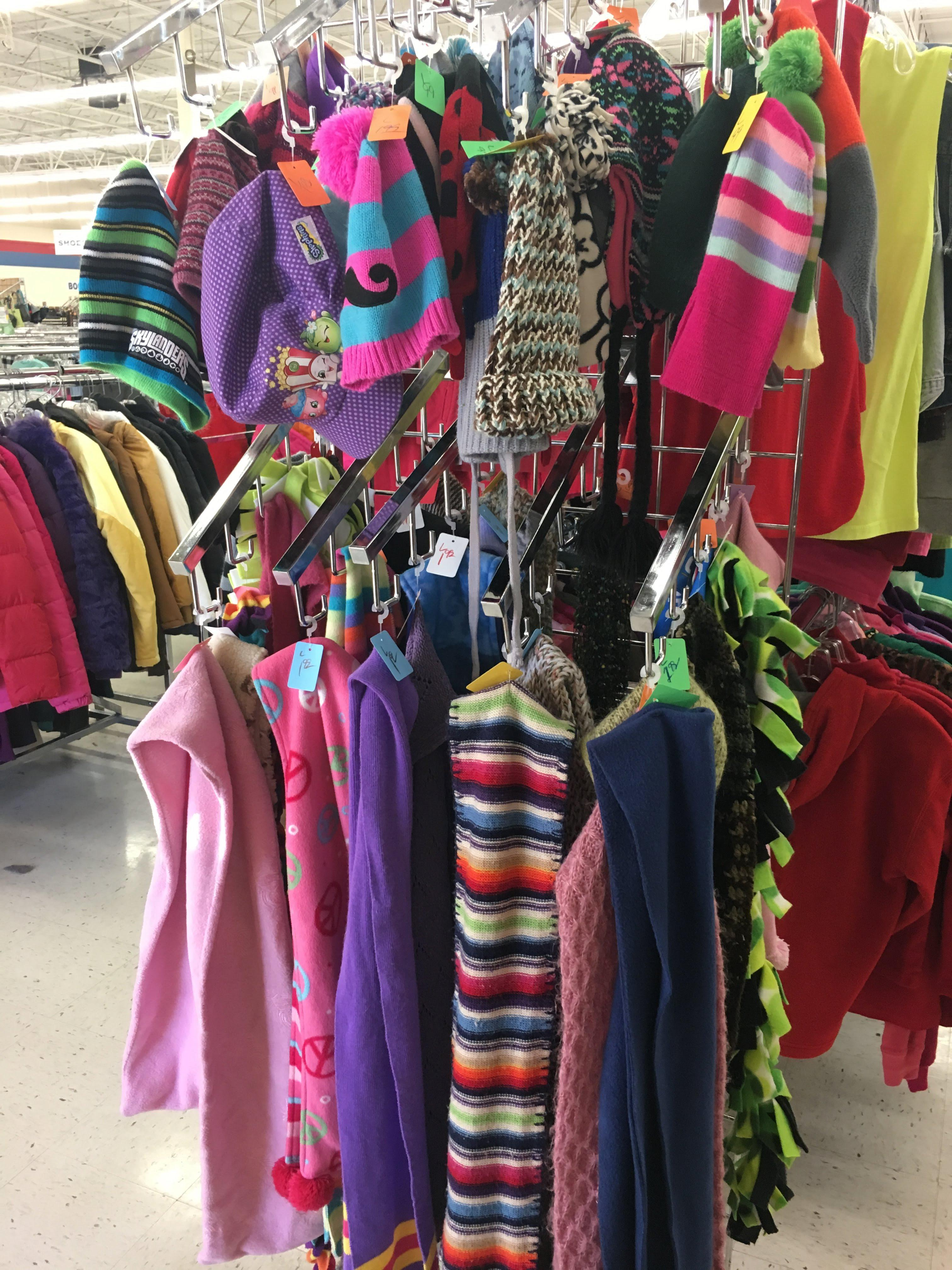 Voa Auto Auction >> Warm Thrift Finds for Winter | News and Events ...