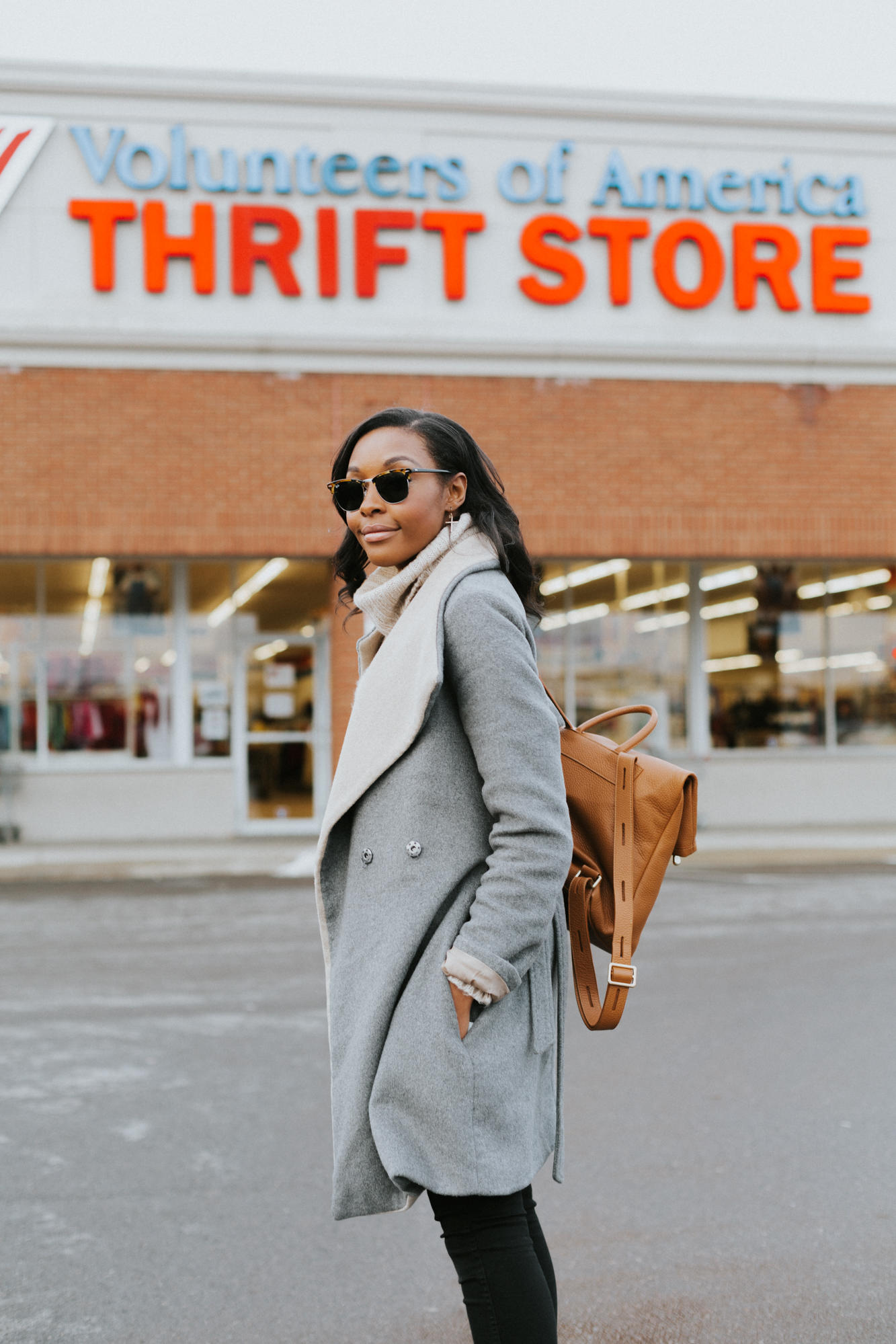 Columbus Fashion Blogger Candace Read Shares Her Thrifting ...