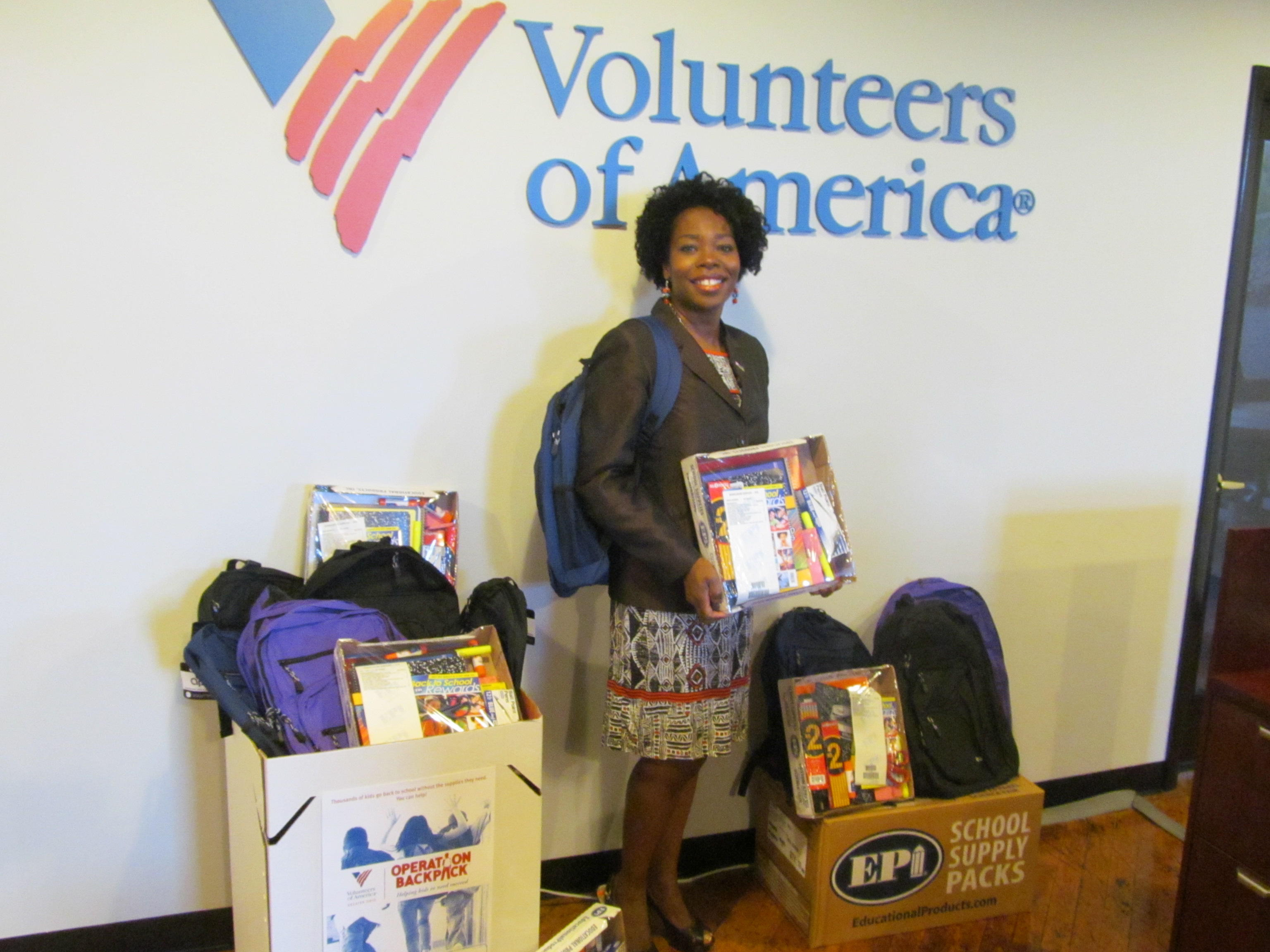 Voa Auto Auction >> Volunteers of America Gives Confidence to Children in Need Heading Back to School | News ...