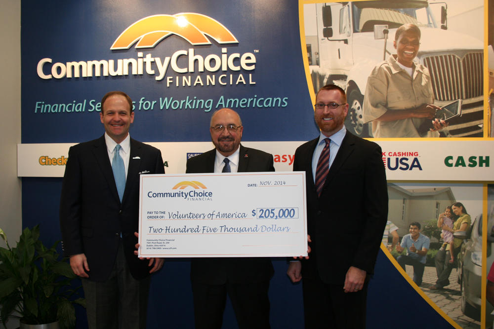 Community Choice Financial Gives $205,000 | News Releases ...
