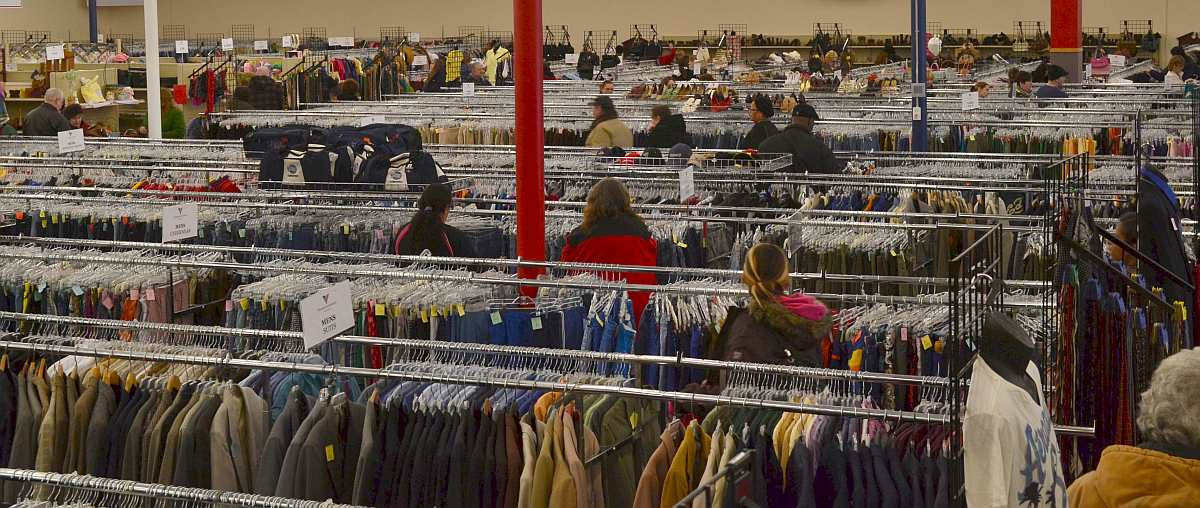 Online Second Hand Shop Clothes