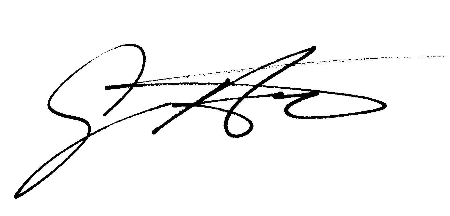 Signature of Jeffrey M. Holsinger President & CEO of VOANR
