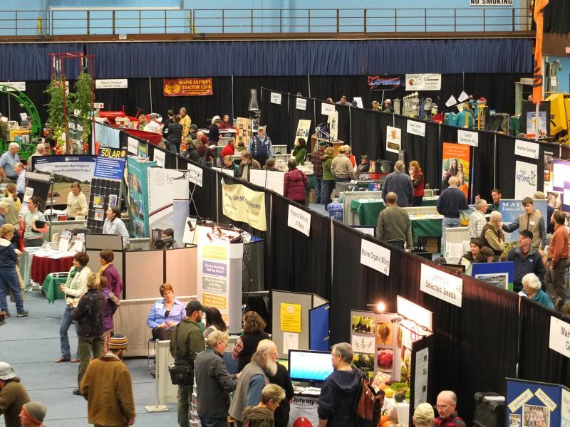 Maine Ag Trade Show