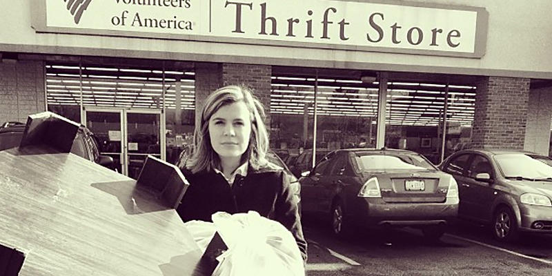 Volunteers of America thrift store