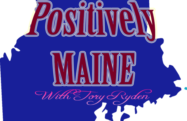 Positively Maine logo