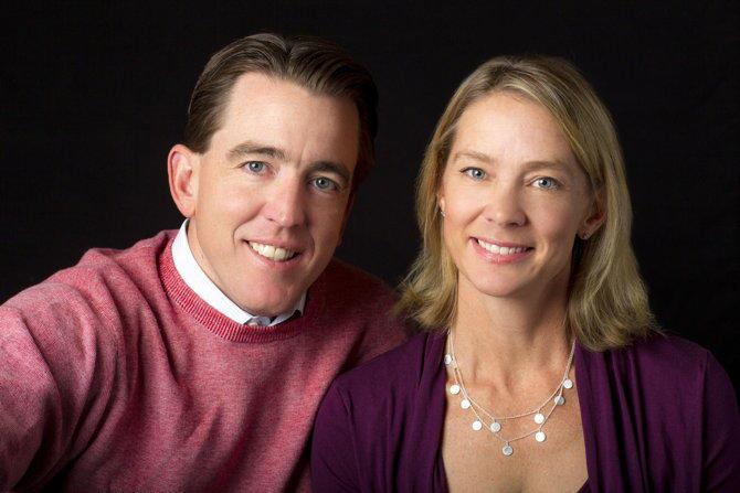 2017 Western Fantasy Co-Chairs Megan & Mariner Kemper