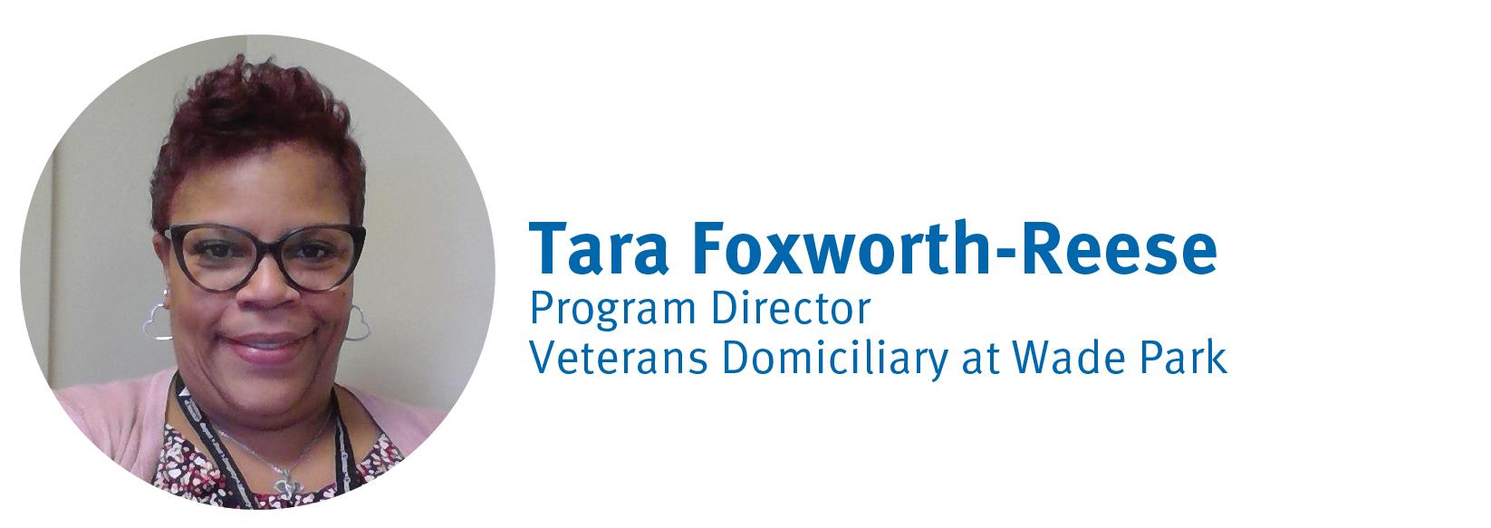 Tara Foxworth-Reese, Volunteers of America Ohio & Indiana