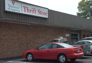 Mechanicsburg Thrift Store | Volunteers of America